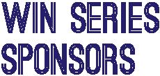 WIN Series Sponsors