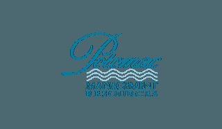 Logo. Potomac Management Resources (PMR).