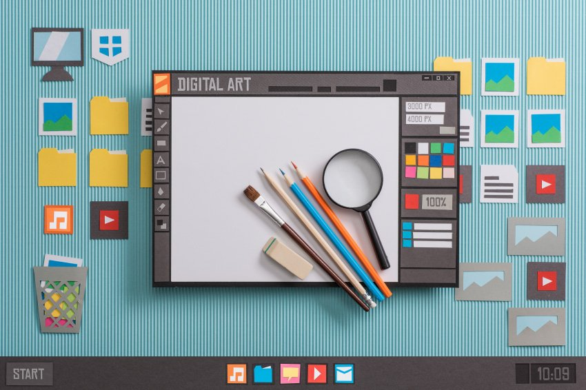Illustration. 25 Things You Get by Hiring a Designer Besides Someone with Adobe.