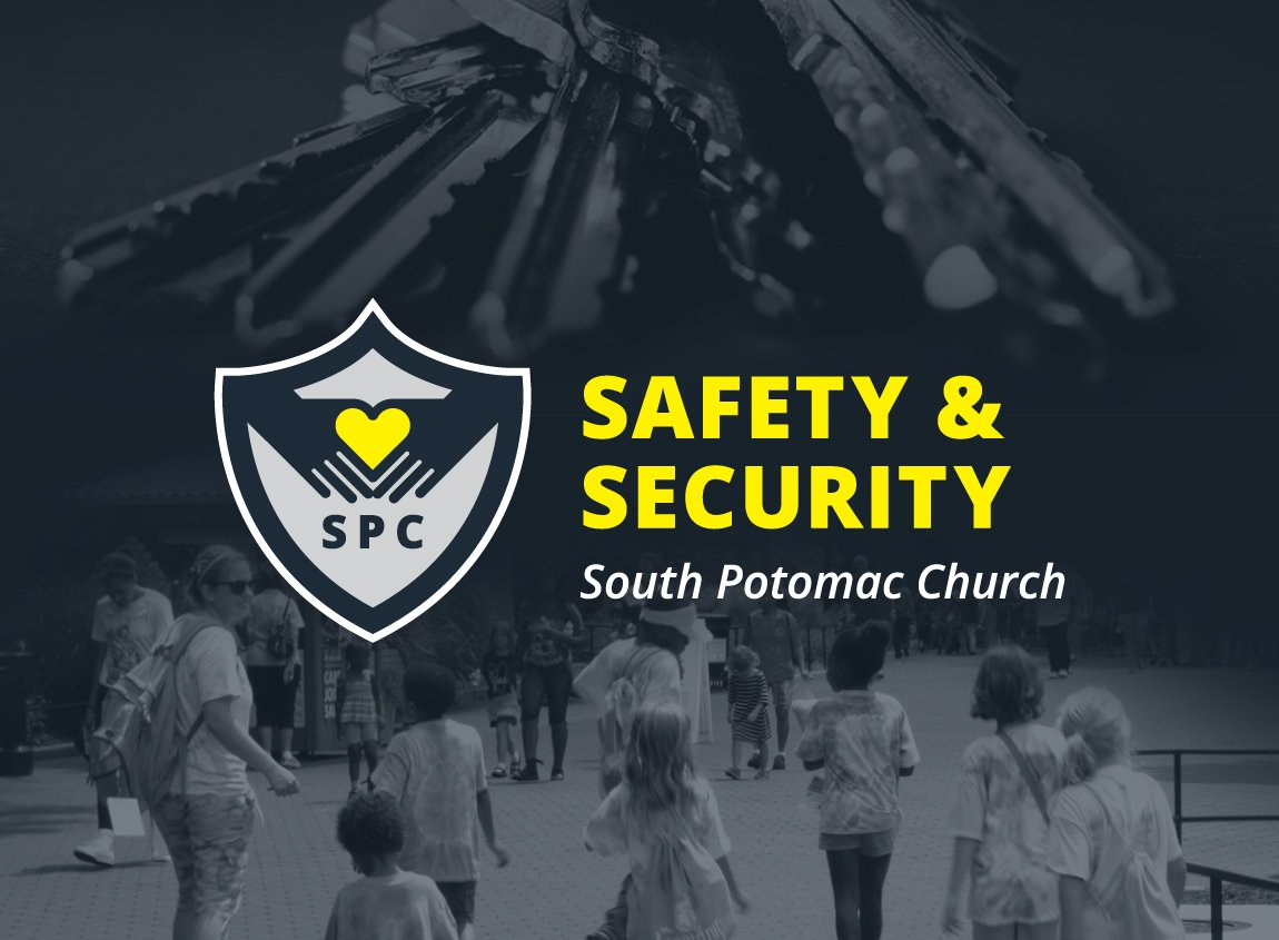 Case study: SPC Safety and Security. Full-color logo on a photo background.