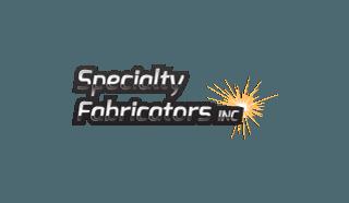 Logo. Specialty Fabricators Inc. (SFI).