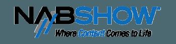 Logo: NAB Show, Las Vegas.