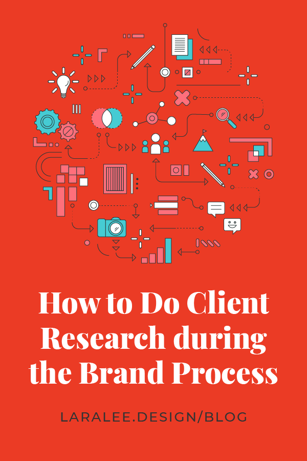 Lara Lee Design | How To Research A Client During The Branding Process, Learn More >