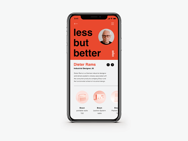 Credit: Daily UI by Sam Ting.