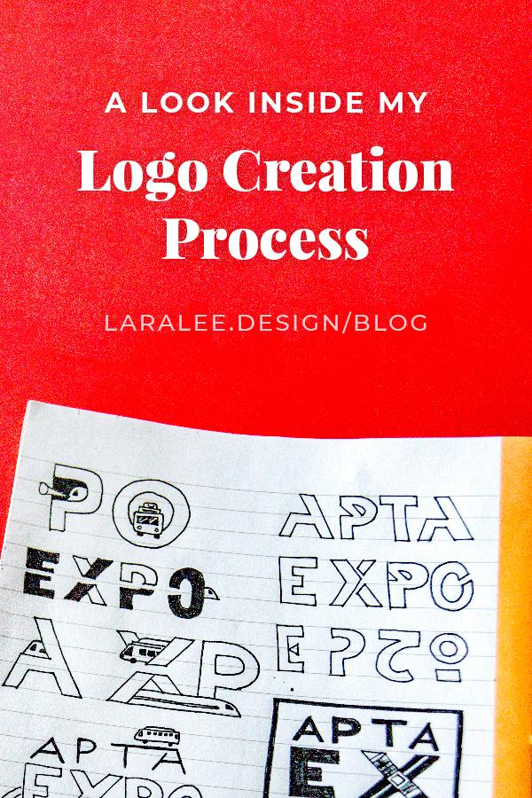 Lara Lee Design | A Look Inside My Logo Creation Process, View More
