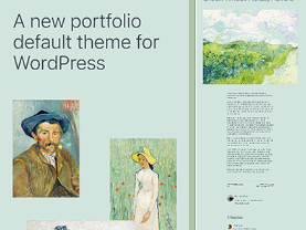 WordPress Twenty Twenty-One Theme