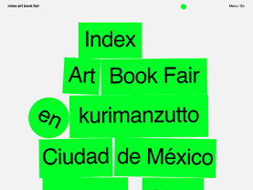 Index Art Book Fair