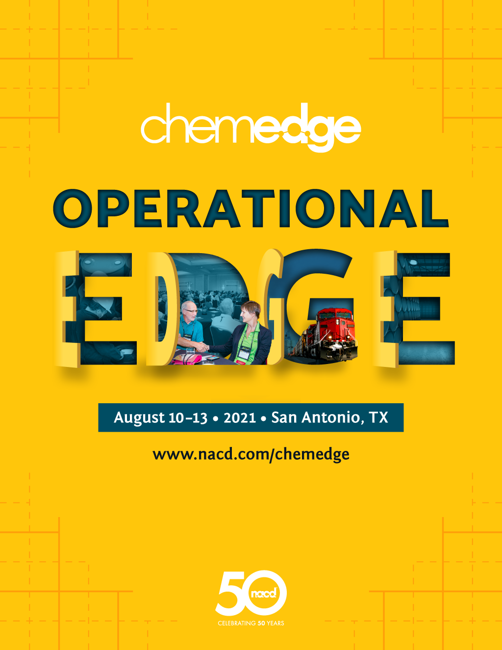 """Final visual identity for """"Operational Edge."""""""